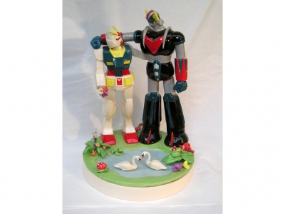 Peace Robots